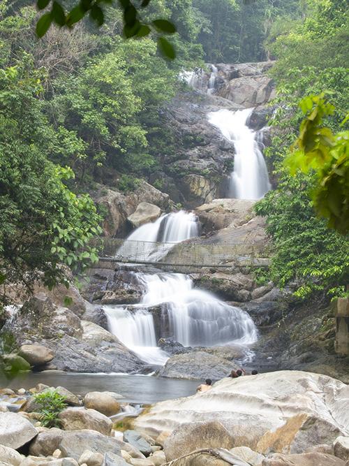 Lasir Waterfall